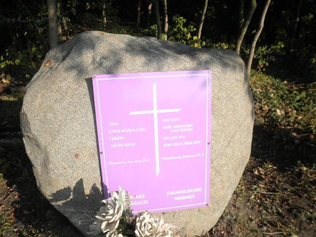 Cmentarz Ewangelicki-Zbiczno