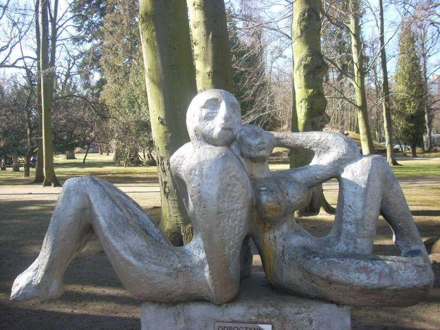 Pomniki i rzeźby Parku Oliwskiego