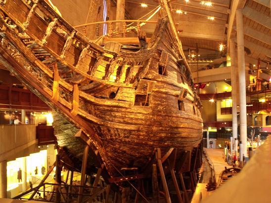 The Vasa Museum Garden