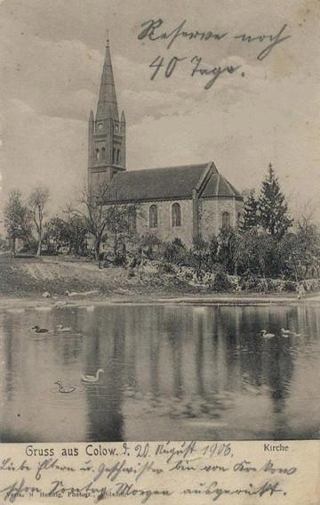 Kościół w Kołowie