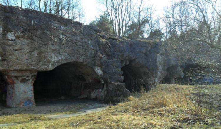 Twierdza Grudziądz - Fort Lasek Miejski