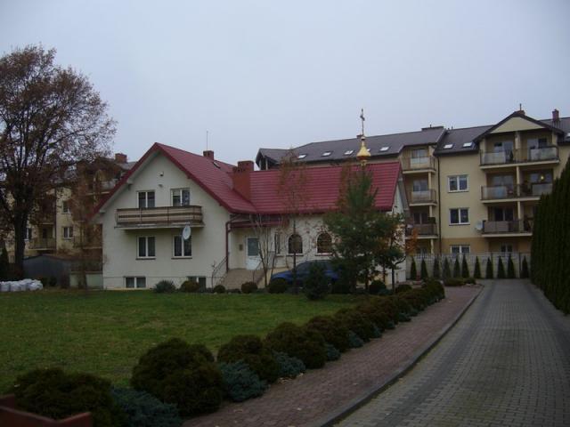 PUŁAWY - cerkiew
