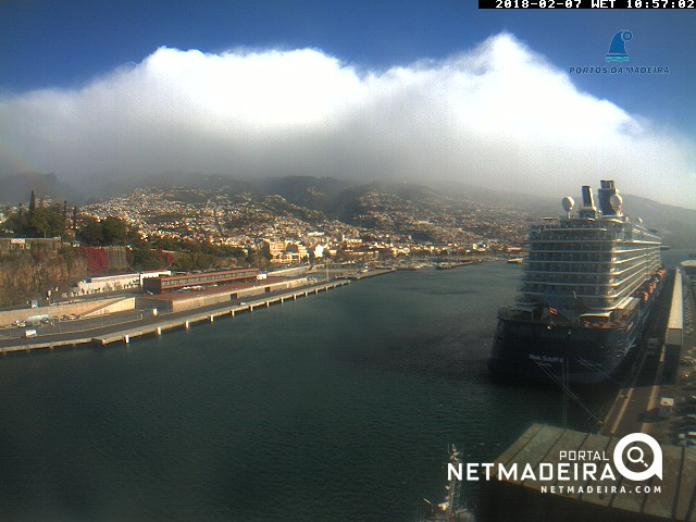 WebCam - Funchal Pontinha
