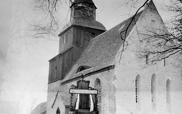 Kościół parafialny w Mierzynie