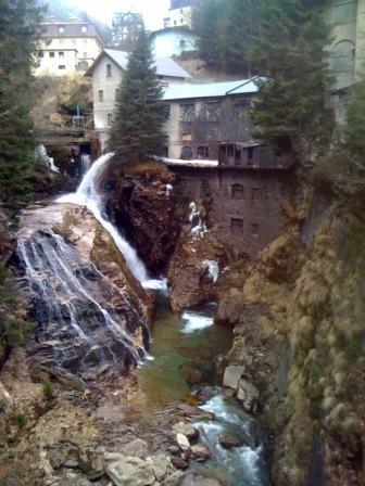 Gasteiner Wasserfalls