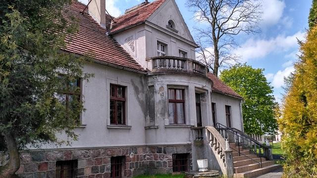 Pałace i dwory Wielkopolski #97 - Łysinin