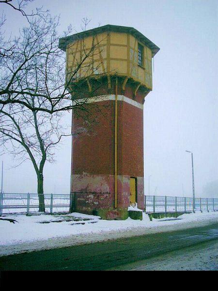 Wieża ciśnień nr I w Drawsku Pomorskim