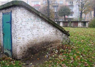 Schron Przeciwlotniczy i Dworzec PKP w Ełku