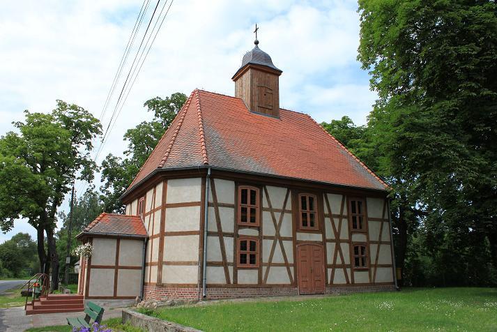 Kościół w Niekłończycy