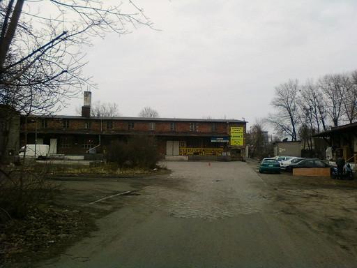Zapomniany Dworzec