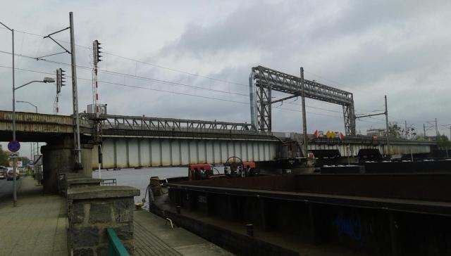 Katastrofa na Moście Kolejowym w Szczecinie
