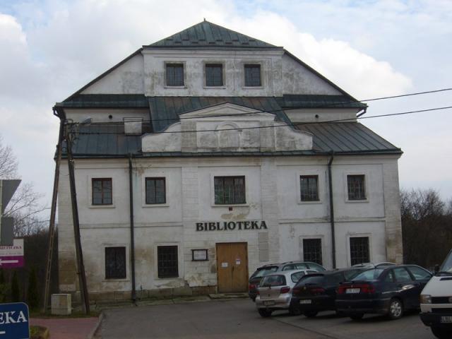 TARNOGRÓD - Muzeum Nożyczek