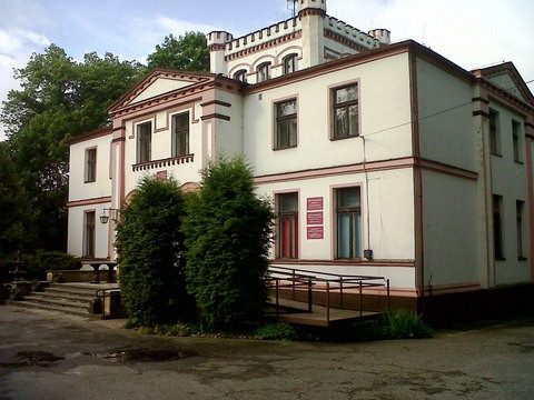 Pałace i dwory Wielkopolski #34 - Giewartów
