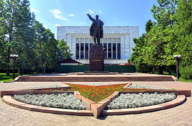 Hymn Kirgizji