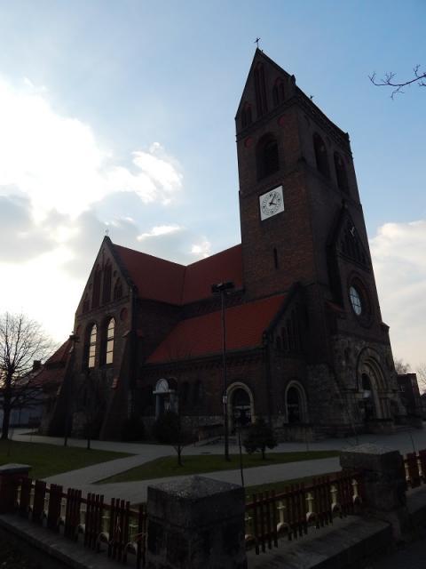 [RV] Kościół pw. Matki Bożej Różańcowej w Chropaczowie