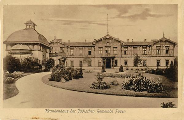 [SP] Szpital żydowski – Fundacja Rohrów