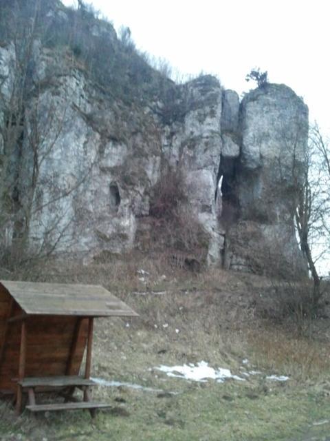 aas-14 Ściana na Biśniku