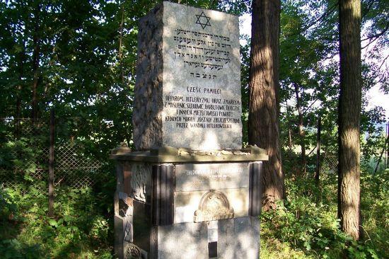 Cmentarz Żydowski w Myślenicach