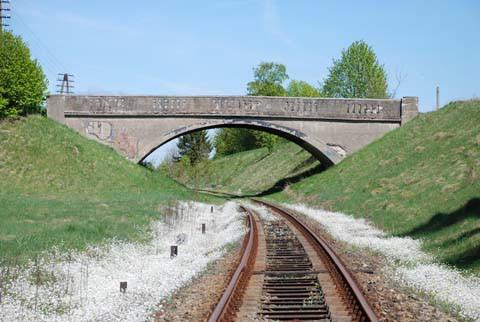 old arch bridge