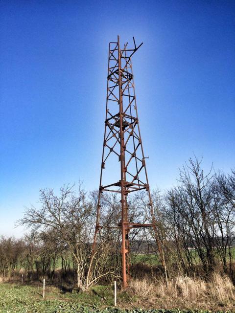 Czachów-wieża (Śladami Pana Samochodzika