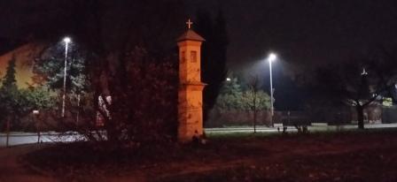 Kapliczka cmentarna
