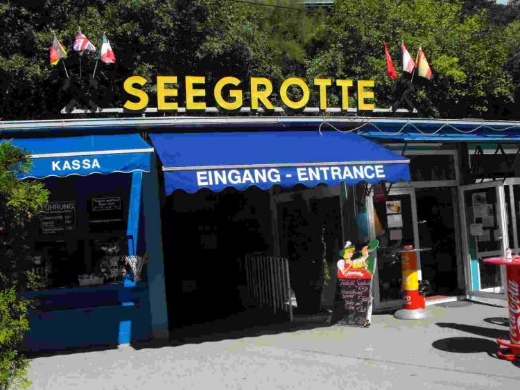 Seegrotte