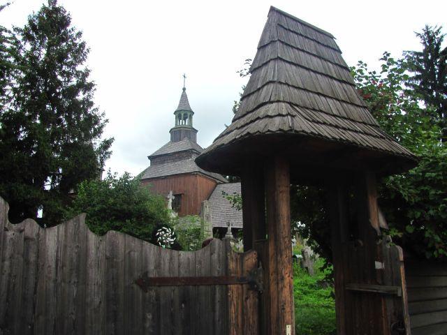 ARJ-23 Cerkiew Św. Ducha z 1598 r. w Rohatynie - Ukraina
