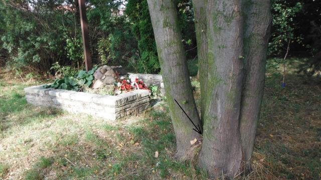 Kurów #11  Miejsce rozstrzelania więźniów Zamku Lubelskiego