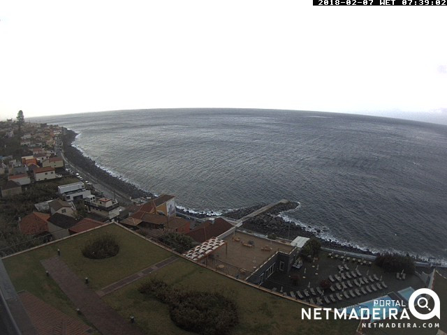 WebCam - Paul do Mar