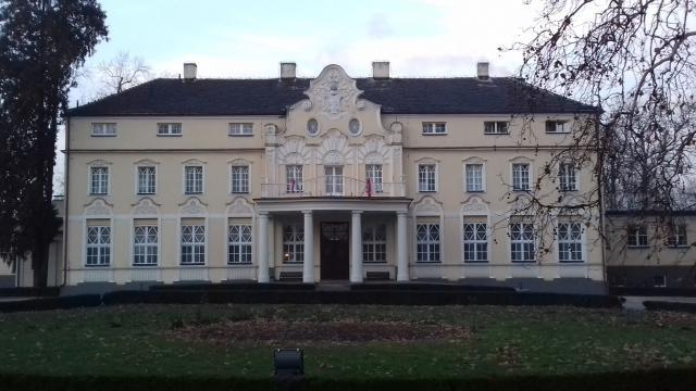 Pałace i Dwory Wielkopolski #167 - Witaszyce