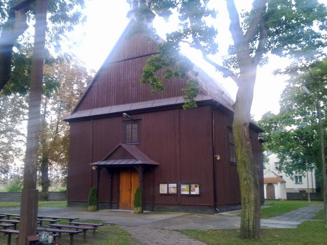 Kościół w Dobrzykowie
