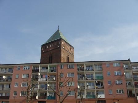 A453-Goleniowski Kościół św. Katarzyny.