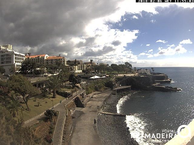 WebCam - Funchal Beach