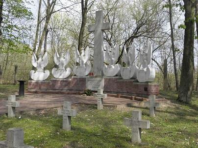 Cmentarz Forteczny w Twierdzy Modlin