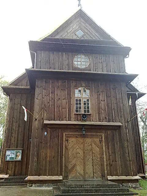dMR*16 Kompleks historyczny w Kalinówce Kościelnej