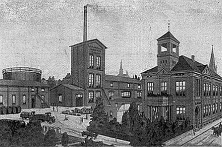 Likorfabrik J. Casper