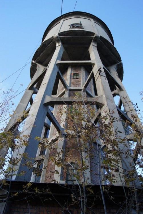 Pronit - Szczyt wieży ciśnień