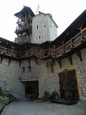 Zamek w Korzkwi