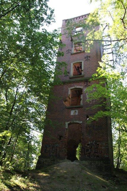 Wieża widokowa. Góra Sołtysia (Cieplice 3)