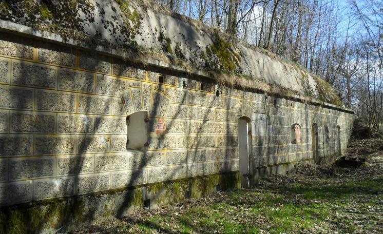 Twierdza Grudziądz - Fort Nowa Wieś