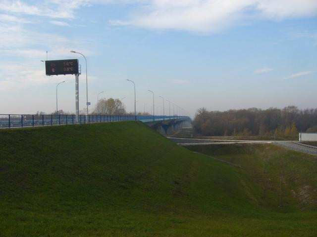 KAMIEŃ- most na Wiśle