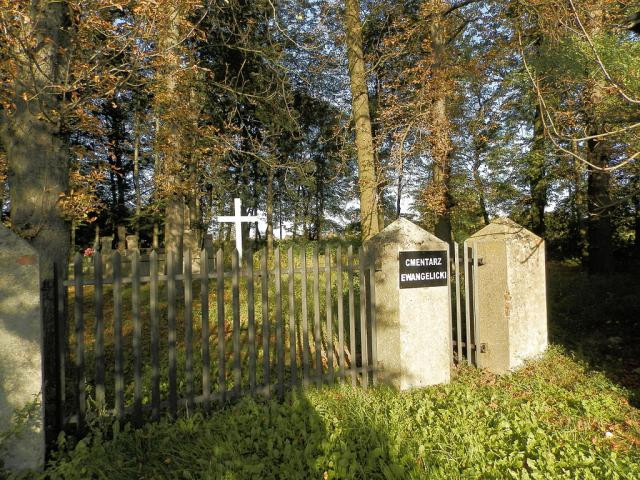 Cmentarz Ewangelicki Kłodawa