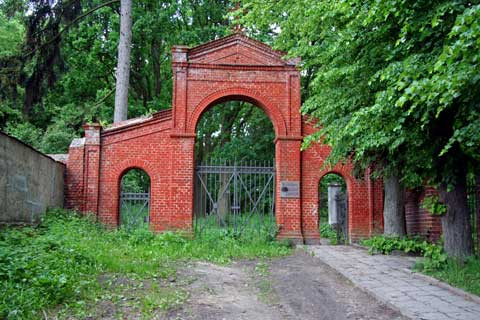 Cmentarz Poewangelicki w Wałczu