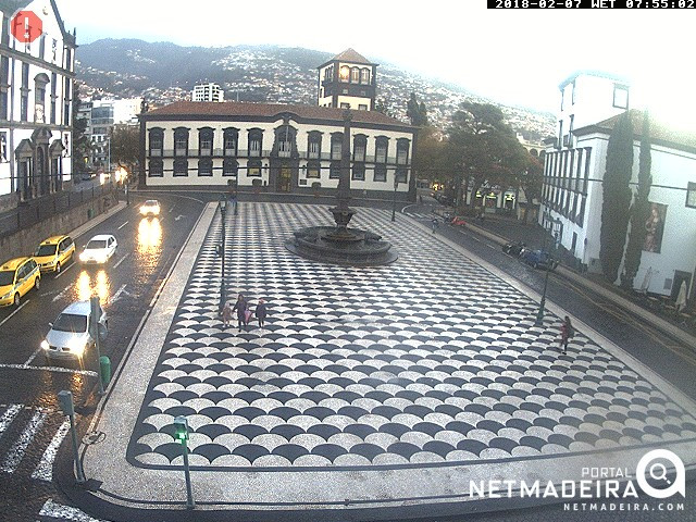 WebCam - Funchal Park
