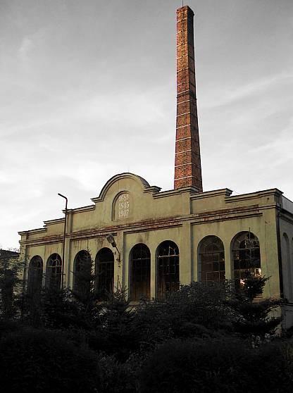 K.6 Fabryka tektury w Krępie