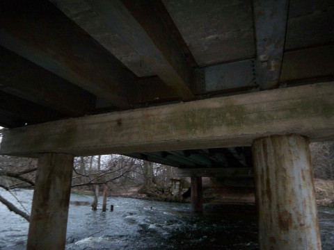 Glinianka - Most