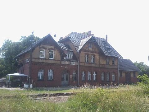 Stacja Ostroróg
