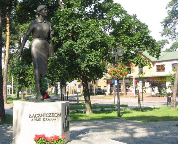 Pomnik Łączniczki