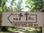 Cmentarz w Puszczy Noteckiej