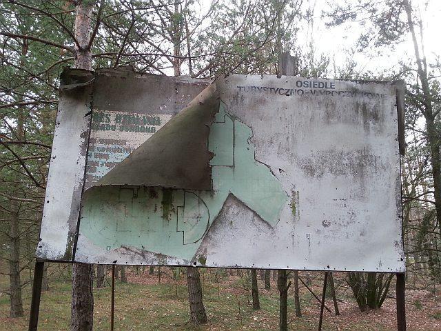 Osiedle Wilga - Stary plan Osiedla